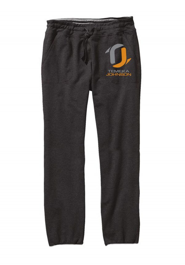 Temeka Johnson Logo Sweatpants